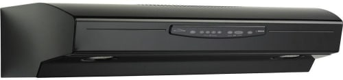 Broan Allure III QS3 Series QS336BL - Front View