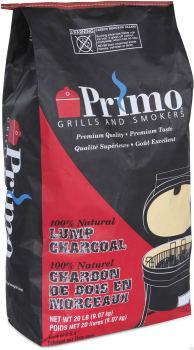 Primo 608 - 100% Natural Lump Charcoal