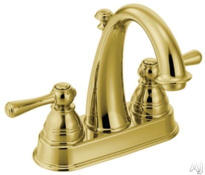 Moen Kingsley 6121P - Polished Brass