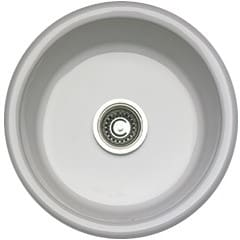 Rohl Shaws Original 673768 - White Model Shown (Strainer Not Included)