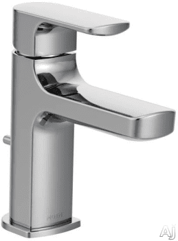 Moen Rizon 6900 - Rizon One Handle Low Arc Bathroom Faucet