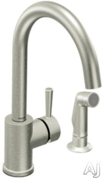 Moen Level 7106X - Classic Stainless