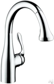 Hansgrohe Allegro E Series 04297 - Chrome