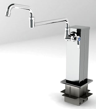Alfresco Versa Power Series AGVPCT10 - Pot Filler Tower and Faucet