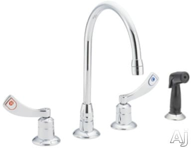 Moen Commercial 8244 - Chrome