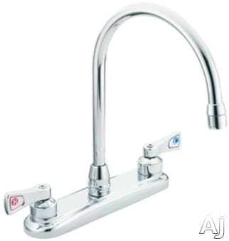 Moen Commercial 8287 - Chrome