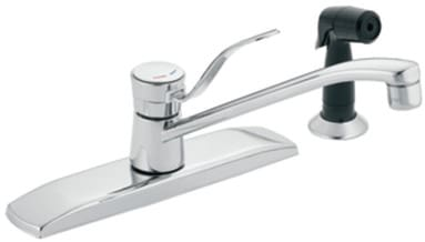 Moen Commercial 8720 - Chrome