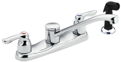 Moen Commercial 8791 - Chrome