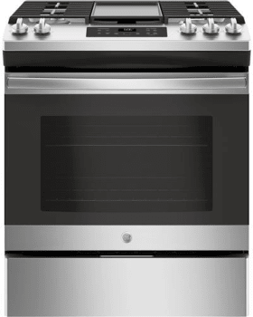 GE JGSS66SELSS - Stainless Steel Front View