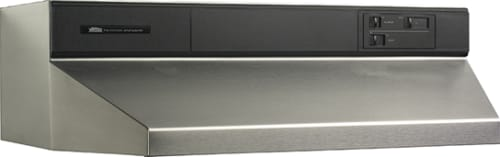 Broan 88000 Series 88360 - Stainless Steel Front View