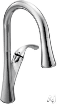 Moen Notch 9124C - Chrome
