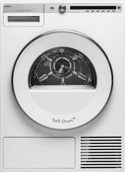 Asko Logic Series T411HSW - Logic Heat Pump Dryer - White
