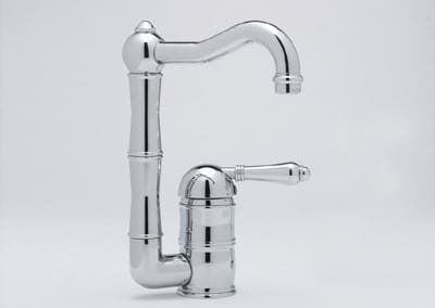 Rohl Country Collection A360865LPTCB2 - Polished Chrome (Metal Lever Shown)
