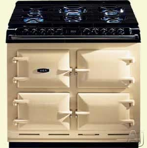 AGA Six-Four Series A64 - View of Cream Color