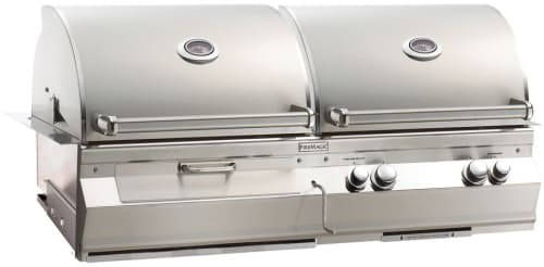 Fire Magic Aurora Collection A830I2E1NCB - Gas/Charcoal Combo Grill