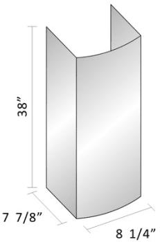 Futuro Futuro Fabio Series ACEXTFAB960 - Diagram