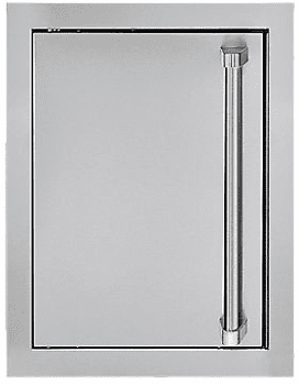 "Viking Outdoor Series AD51620SS - 16"" Stainless Steel Single Access Door"