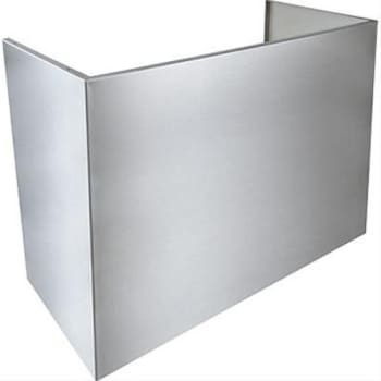 "Best AEWPD318SB - 18""Flue Cover for 9' Ceiling: Standard Depth"