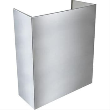 "Best AEWPD330SBE - 30"" Flue Cover for 10' Ceiling: Extended Depth"