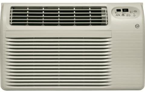GE AJEQ06LCE - 6,400 BTU Heat/Cool Room Air Conditioner