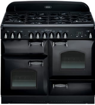 AGA Legacy ALEGS44DFCD - Black