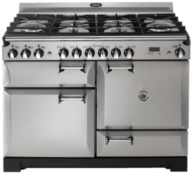 AGA Legacy ALEGS44DFSS - Stainless Steel