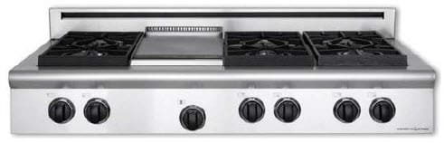 American Range Performer Series AROBSCT4482GDL - 22 Inch Griddle Model Not Shown