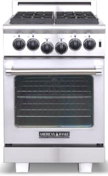 American Range Heritage Classic Series ARR244L - Stainless Steel