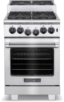 American Range Titan Series ARR244ISN - Stainless Steel
