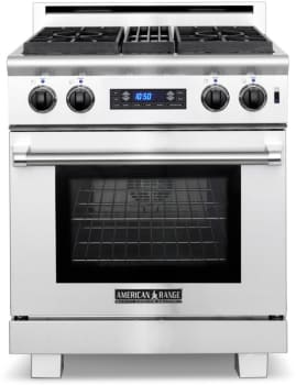 American Range Medallion Series ARR304DF - Stainless Steel
