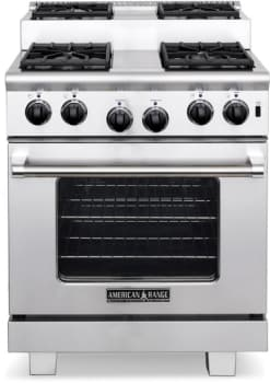 American Range Titan Series ARR304ISN - Stainless Steel