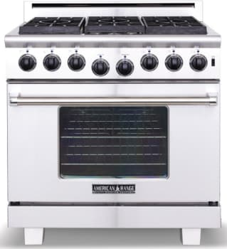 American Range Heritage Classic Series ARR366 - Stainless Steel