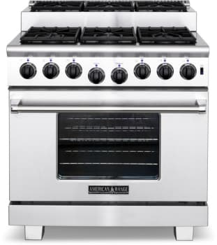 American Range Titan Series ARR366ISN - Stainless Steel