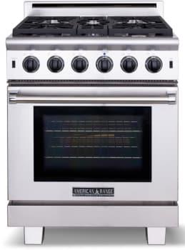 American Range Cuisine Series ARR530N - Stainless Steel