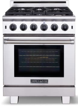 American Range Cuisine Series ARR530L - Stainless Steel