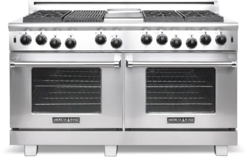 American Range Heritage Classic Series ARR6062GDL - Stainless Steel