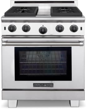 American Range Performer Series ARROB430L - Stainless Steel