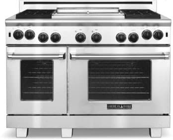 "American Range Performer Series ARROB4482GDL - 4 Open Burners and 24"" Griddle"