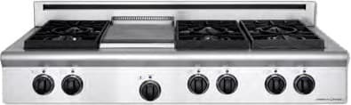 American Range Legend Series ARSCT4842GD - Stainless Steel