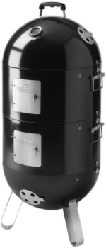 Napoleon Apollo Series AS200K - Apollo Charcoal Grill and Water Smoker - 3 Tier