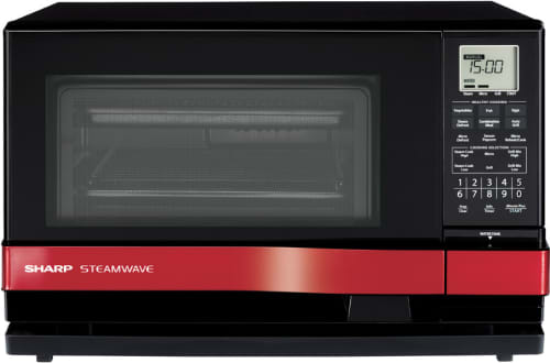 Sharp SuperSteam Oven AX1100R - Red