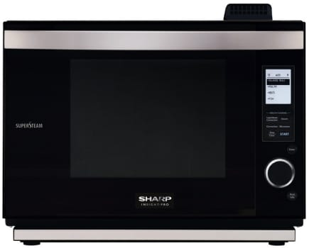 Sharp SuperSteam Oven AX1200K - Black