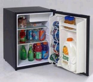 Avanti RM241B - 5.1 cu.ft. Compact Refrigerator