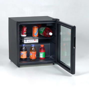avanti bca193bg black wglass door - Refridgerator Glass Door
