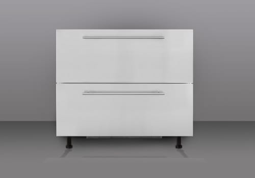 Summit BDR190NASSHH - Sleek Modern Handles
