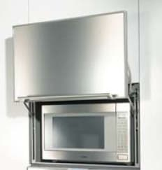 Gaggenau BF283010 - Featured View with BM281 Microwave Oven (Oven Not Included)