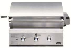 "DCS BGB30BQRL - 30"" Grill with Rotisserie"