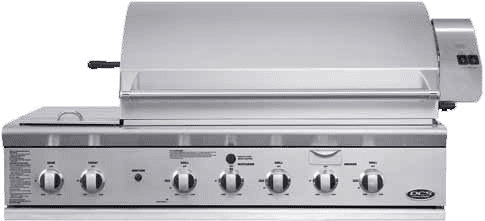 "DCS BGB48BQRL - 48"" Grill with Rotisserie and Side Burner"