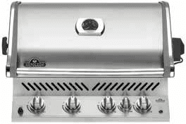 Napoleon Prestige PRO Series BIPRO500RBPSS - Prestige Pro Gas Grill