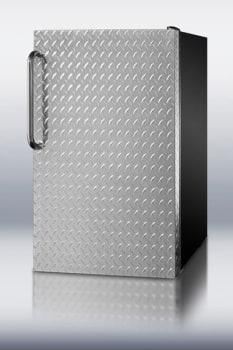 Summit CM421BLXBIDPL - Diamond Textured Door with Towel Bar Handle - DPL